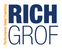 Rich Grof | Performance Sales Training, Leadership Development, Real Estate Coaching